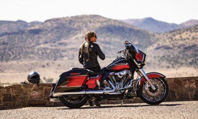 Harley-Davidson CVO Street Glide 2021
