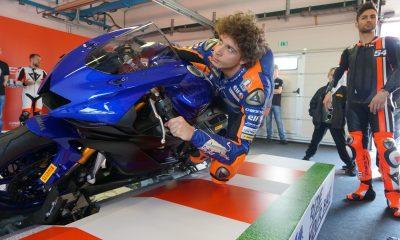 MotoGP trenažér - MotoTrainer