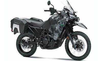 Kawasaki KLR 650 Adventure