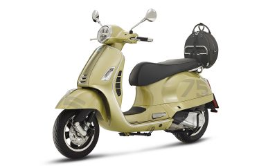 Vespa 75th Anniversario