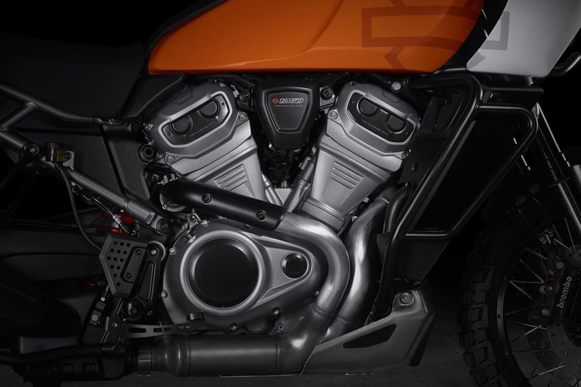 Harley Davidson Revolution Max 1250