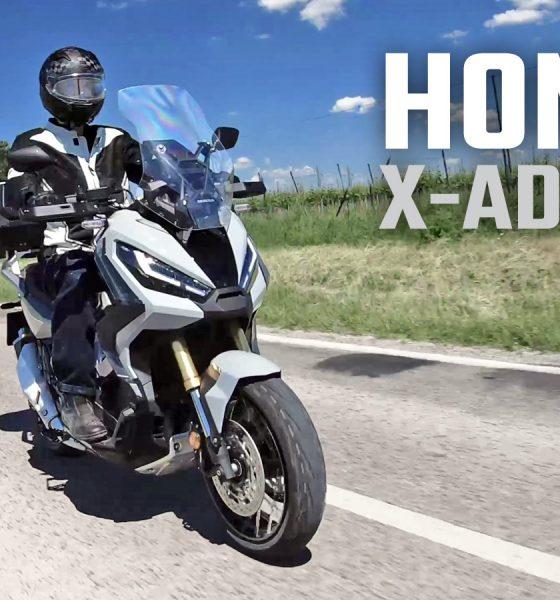 Test Honda X-ADV 750